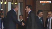 Başbakan Erdoğan İş Dünyası ile Bir Araya Geldi
