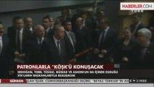 Erdoğan'ın Köşk Zirvesine Davet Etmediği Kurum