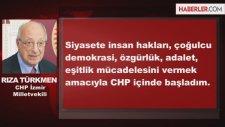 HDP'den CHP'li Rıza Türmen'e Köşk İçin Adaylık Teklifi