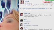 Şarkıcı Thalia'dan Kaleci Ochoa'ya Evlenme Teklifi