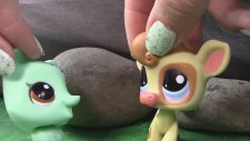 Prism Peak Mountain - Kream's Ice Creamery Part 6 Littlest Pet Shop Lps Series