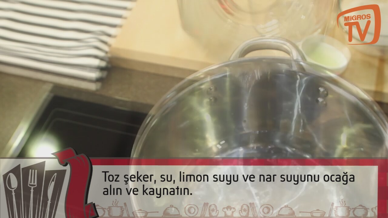 Nar Şerbeti Tarifi