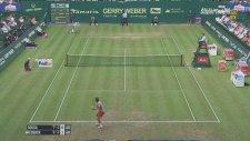 Joao Sousa Ve Roger Federer'den Halle Turnuvası