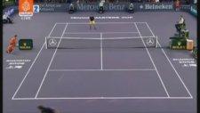 Roger Federer - Top 10 Kesme Hareketi