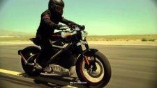 Harley - Davidson Yeni Elektrikli Motorsiklet Tanıtım