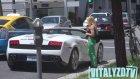 Lamborghini'nin Kızlar Üzerindeki İnanılmaz Etkisi