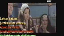 Nancy Ajram Ah We Noss Türkçe Çeviri