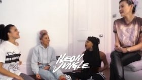 Neon Jungle - Work B**ch (Britney Spears Cover)