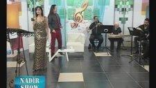 Oya Aksoy - Kırmızı Gülün Ali Var - Rumeli Tv - Nadir Show