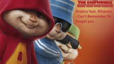 Shakira Feat. Rihanna - Can't Remember To Forget You - Alvin And The Chipmunks