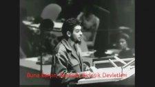Che Guevara'nın Birleşmiş Milletler Konuşması (Türkçe Altyazılı)