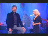 Christina Aguilera& Andrea Bocelli Somos Novios