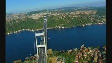İstanbul'un Havadan Görünümü