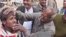 Hindistan Usulü Diş Parlatma