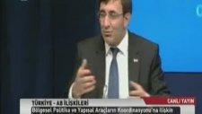 Kalkınma Bakanı Cevdet YILMAZ,  AB 22.  Fasıl Açılış Basın Toplantısına Katıldı.
