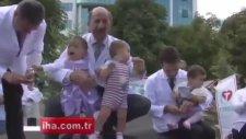 Bebekler Emekleme Yarışmasına Katılırsa