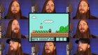 Super Mario Müziğini Birde Acapella Dinleyin
