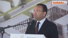 Adalet Bakanı Bozdağ Temel Atma Törenine Katıldı
