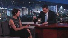 Lena Headey ve Jimmy Kimmel'ın Game of Thrones Sitilinde Konuşması