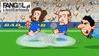 19 Saniyede İtalya - Uruguay Maçı