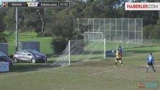Boş Kaleye Gol Atamayan Futbolcu