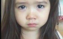 Koreli Sevimli Kızın Rol Yeteneği