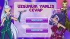 Winx Oyunları Test - Karakter Tahmini