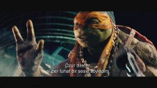 NİNJA KAPLUMBAĞALAR Türkçe Altyazılı Fragman 2