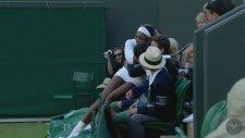 Serena Williams Hızını Alamayınca