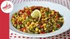 Dereotlu Cevizli Salata - Nefis Yemek Tarifleri