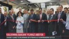 Kalkınma Bakanı Cevdet Yılmaz, Uluslararası Biyoteknoloji (BIO) Konferansı ve Fuarına katıldı