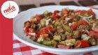 Közlenmiş Patlıcan Salatası Tarifi | Nefis Yemek Tarifleri