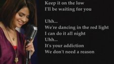Red Light - Selena Gomez New Song 2010 (With Lyrics).wmv
