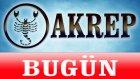 Akrep Burcu, Günlük Astroloji Yorumu,29 Haziran 2014