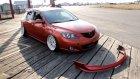 Stanced Mazda 3