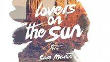 David Guetta - Lovers On The Sun Ft. Sam Martin (Audio)