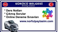 Ehliyet Motorsiklet Sınavı A2 Eğitim Alanı