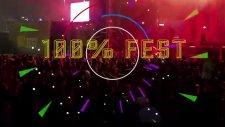 100% Fest'te 1. Gün (6 Haziran 2014) #yuzdeyuzfest