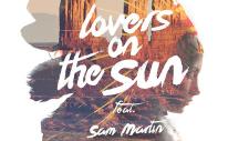 David Guetta Feat. Sam Mart - Lovers On The Sun