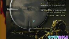 Sniper Oyununun Tanıtım Videosu