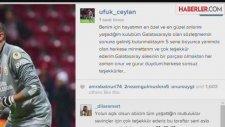 Ufuk Ceylan'dan Galatasaray'a Duygusal Veda