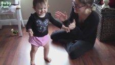 Sevimli Bebeklerin İlk Adımları