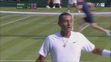 Nadal'ın Ağzını Açık Bırakan Müthiş Sayı!