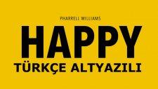 Pharrell Williams  - Happy (1080p Türkçe Altyazılı)