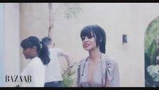 Rihanna'dan Başörtüsü Açılımı - Rihanna Başörtüsü Taktı