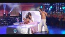 Paula Chaves & Pedro Alfonso - Bailando 2012 - Strip Dance