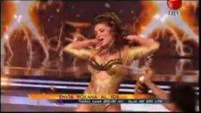 Roxana Muñoz Reggaeton Fiebre De Baile 2012