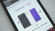 Sony Xperia M2 İncelemesi