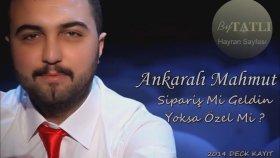 Ankaralı Mahmut - Sipariş Mi Geldin Yoksa Özel Mi ( Deck Kayıt )