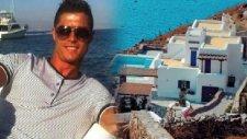 Cristiano Ronaldo Da Mykonos'da Görüldü